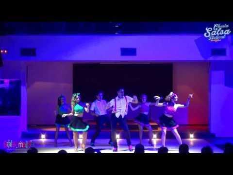 SalsaDoo Bogaloo Show | 2.Chania Salsa Festival