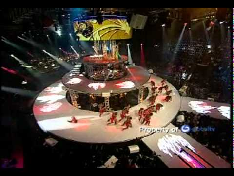 """HUT GLOBALTV """"9ONG"""" 100% INDONESIA 2011 - SOIMAH """"ANOMAN OBONG"""" feat. EBITH BEAT A"""