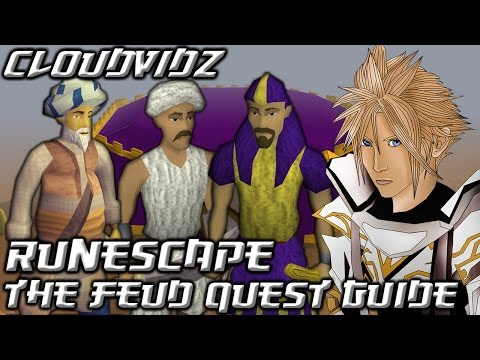 Runescape The Feud Quest Guide HD Review Thumbnail