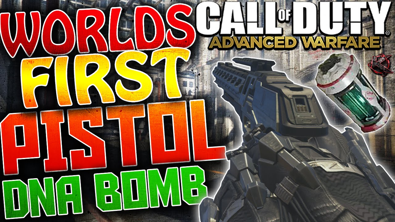 Bird Bomb Pistol aw Pistol Dna Bomb