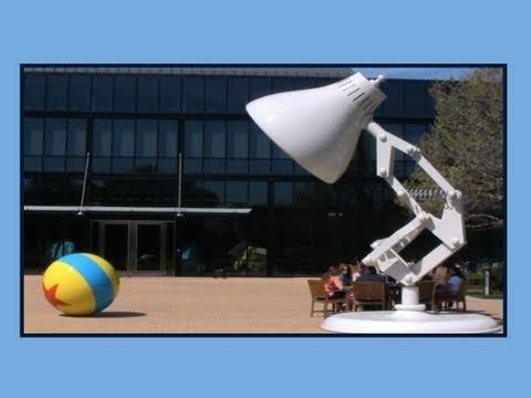 Pixar and Youtube