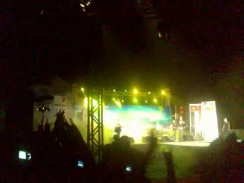 Jal Band - Woh Lamhe live at Aranya 2008 (Thapar University) Video