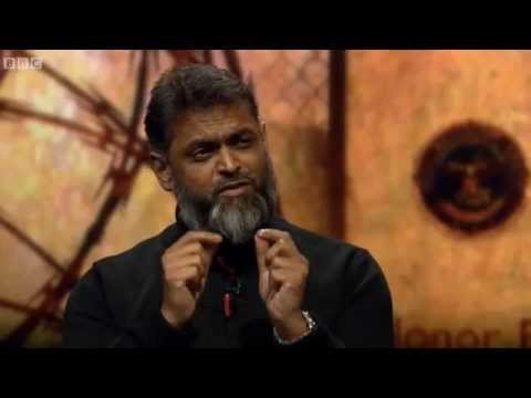 Moazzam Begg vs David Rivkin on #ShakerAamer - BBC Newsnight