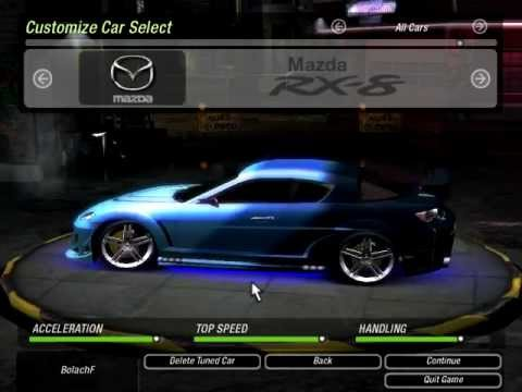 Need For Speed Underground 2   Coches De Rapido Y Furioso