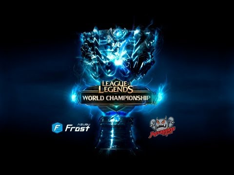 League of Legends - Summoner's Cup Sneak Peek