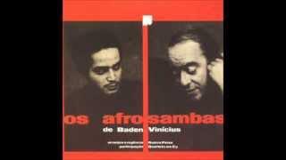 Baden Powell Vinícius De Moraes Os Afro Sambas Álbum Completo Full Album