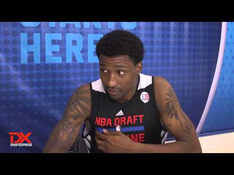 Kentavious Caldwell-Pope Draft Combine Interview