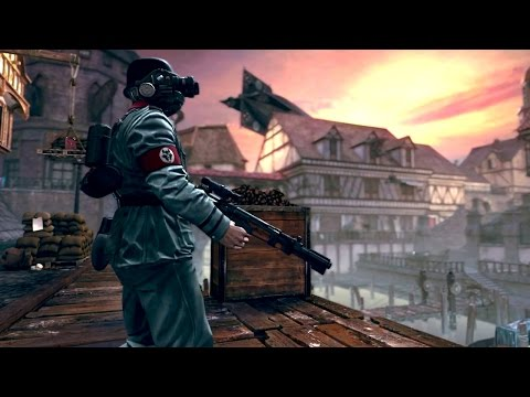 WOLFENSTEIN The Old Blood - Trailer de Lancement VF