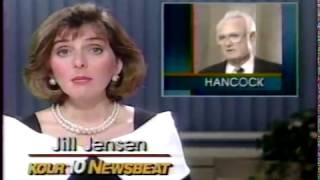 KOLR 10 Newsbeat 6 PM and 10 PM Partial NOV 28 1991