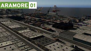 Cities Skylines: Aramore (Part 1) - Pacific Northwest Port City