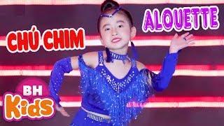 Chú Chim Alouette ♫ Candy Ngọc Hà ♫♫ Nhạc Thiếu Nhi Vui Nhộn