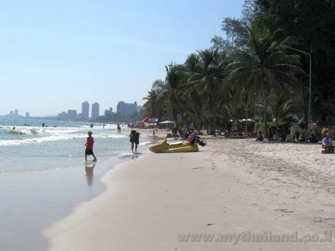 Hua Hin - Beaches & Hotels In Thaiiland