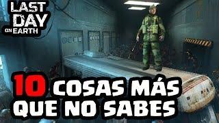 10 COSAS MÁS QUE NO SABES | LAST DAY ON EARTH: SURVIVAL | [El Chicha]