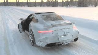 Porsche Ice Force 2016 (Carrera 911 4S, Turbo and Turbo S - 991)