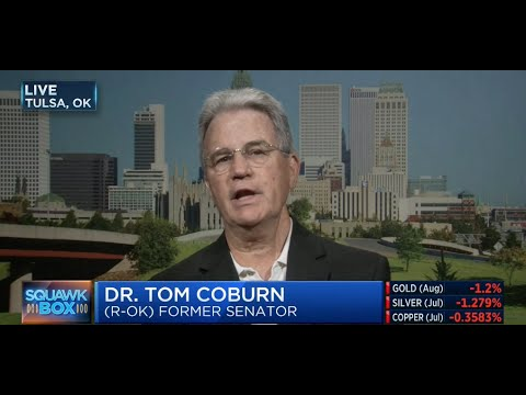 Tom Coburn: Why does the IRS need so many AR-15s?