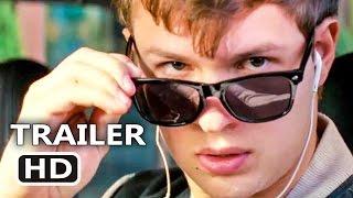 BАBY DRІVЕR Official Trailer # 2 (2017) Ansel Elgort, Edgar Wright Action Movie HD