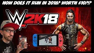 WWE 2K18 - Nintendo Switch - Is It Worth It In 2018? Pickup Under $10!?