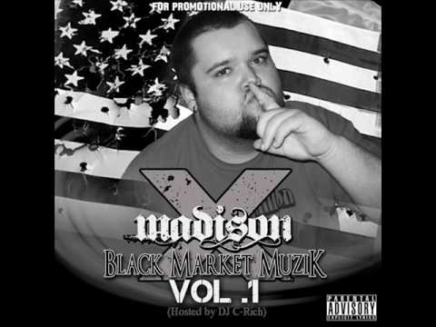 MADISON X - LET'Z GO (FEAT. CALICO JONEZ) (PROD. BY MARVELOUS J)