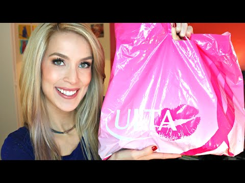 Ulta Makeup + Hair HAUL!