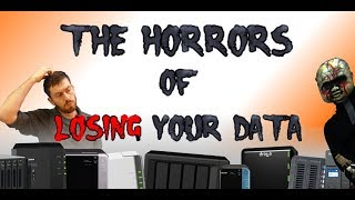The Horrors of Losing your Data – Best Backup Working Practices, SPAN Halloween Special