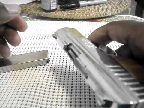 Raven Arms Model P-25 (The saturday night special)