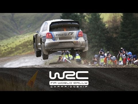 Stages 14-16: Wales Rally GB 2013