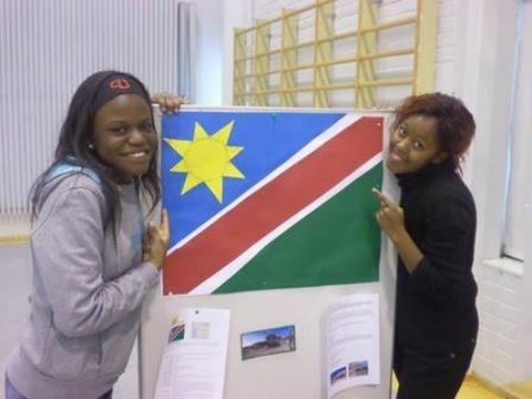 Greetings from Namibia by Uaraisa and Florida