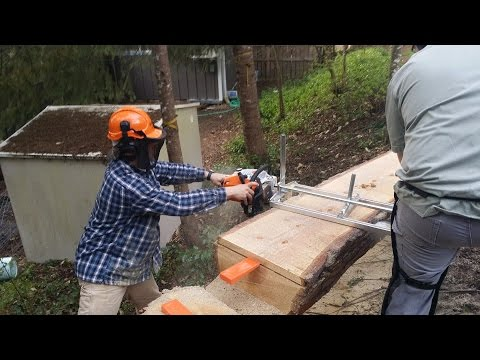 Alaskan Chainsaw Mill - What To Know Before Buying
