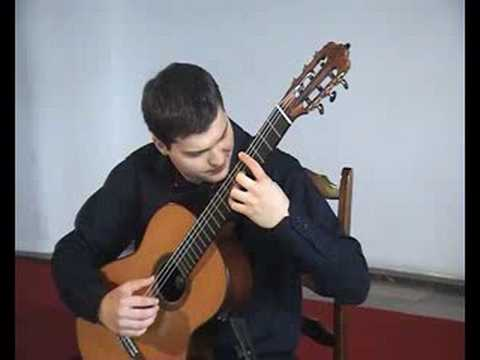 Manuel Maria Ponce - Sonata Clasica 2 Andante