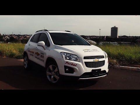 Avaliação Chevrolet Tracker (Canal