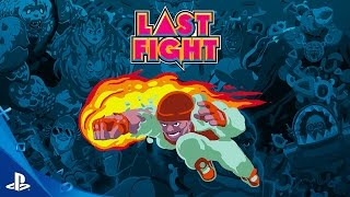 LASTFIGHT - Teaser Trailer | PS4