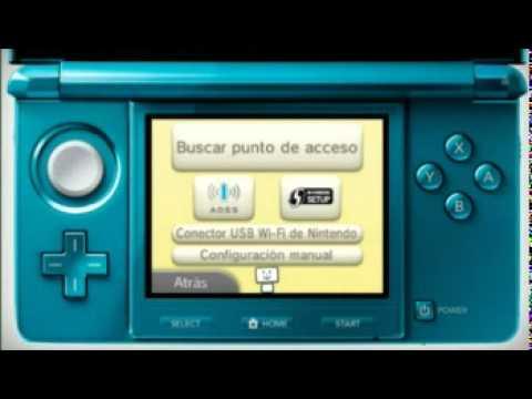 Cómo conectar Nintendo 3DS a internet
