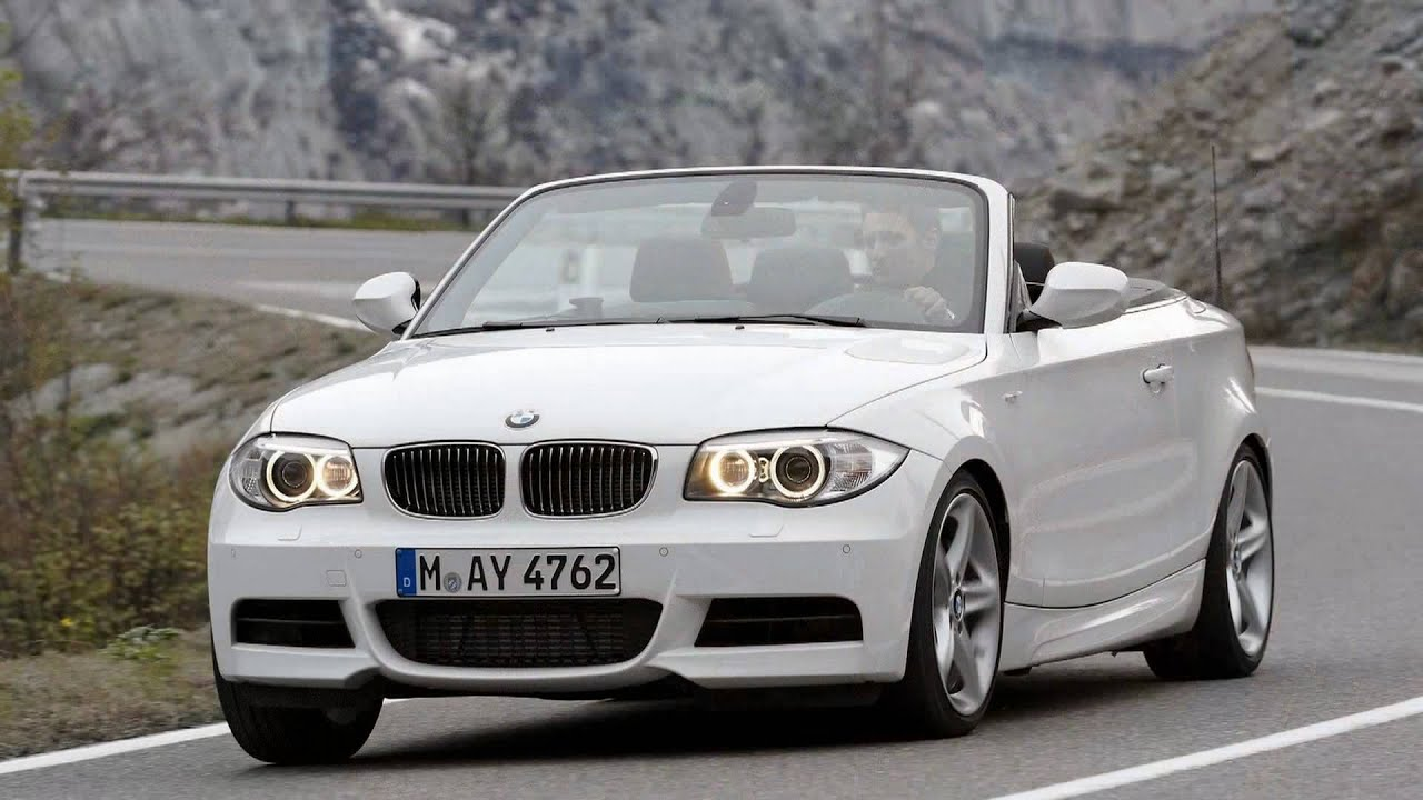 2012 bmw 1 series convertible youtube. Black Bedroom Furniture Sets. Home Design Ideas
