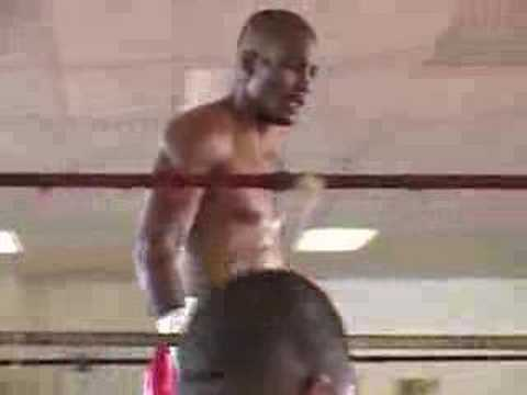 Bernard Hopkins Flashin' Video