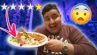 اكلت في أسوء مطعم بالعالم 😱!! ( اسوء فطور !! )