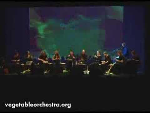 תזמורת הירקות