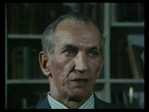 Jan Karski's emotional testiomony