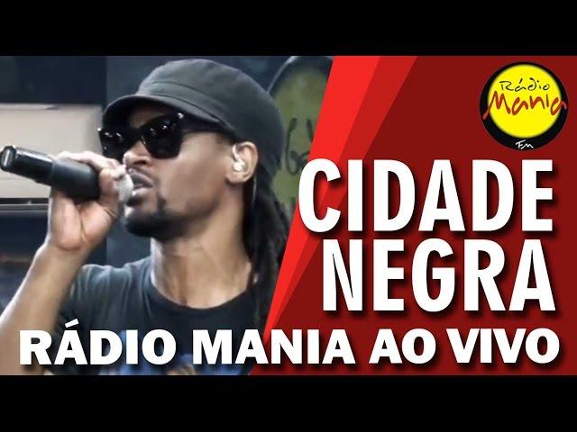 Rádio Mania - Cidade Negra - Tendo a Lua / Firmamento