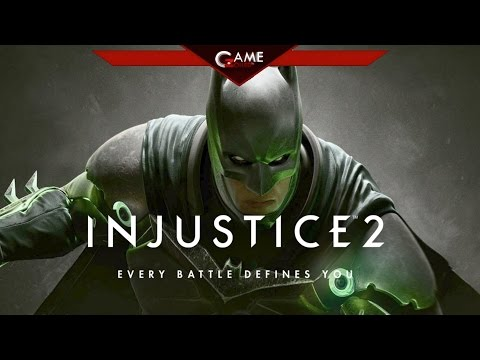 Превью обзор Injustice 2