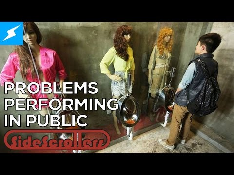 Problems Performing in Public | SideScrollers