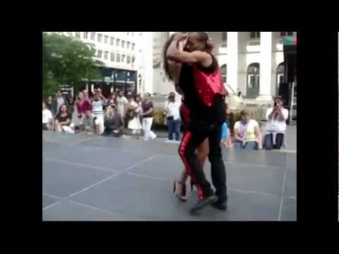 Haitian Couple Dancing Kizomba To Haitian Music (kompa)! video