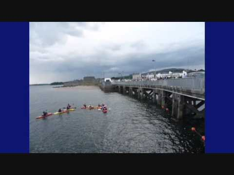 Rathmullan Watersports School - Official Opening in 2009 by Ann Marie Ward Video
