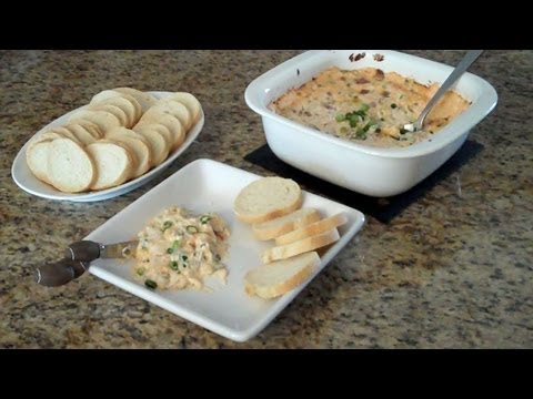Super Bowl Warm & Creamy Bacon Dip - Lynn's Recipes
