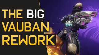 Warframes BIG Vauban Rework Soon