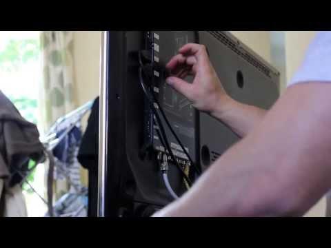 Samsung Smart TV Evolution Kit Install How to
