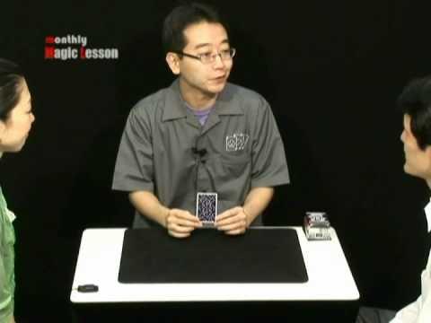手品・マジック [mML Live-25-2]セットアップデックの威力!