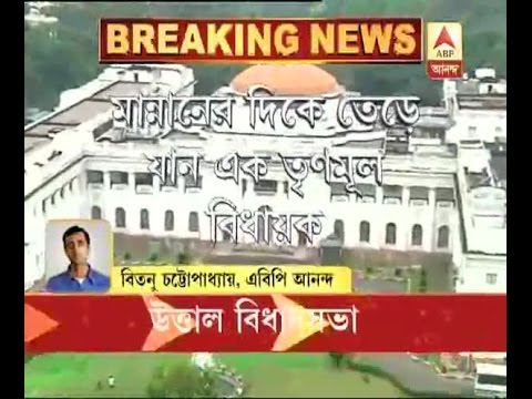 Chaos at assembly as Abdul Mannan mocks at Mamata Banerjee