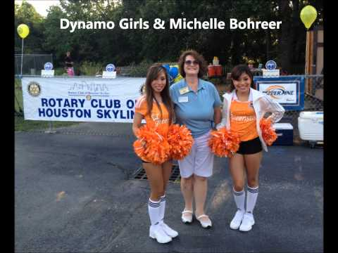 Rotary Skyline's Step Forward Day 2012 at The Westview School