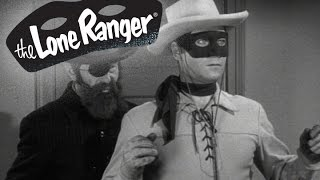 The Lone Ranger - The Man With Two Faces