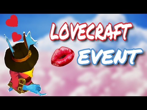 Arcane legends- LOVECRAFT EVENT 2017!!❤👌/info